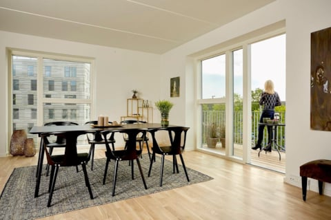 Lejebolig Kongens Lyngby: 55 ledige lejligheder til leje